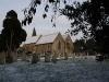 church-in-winter