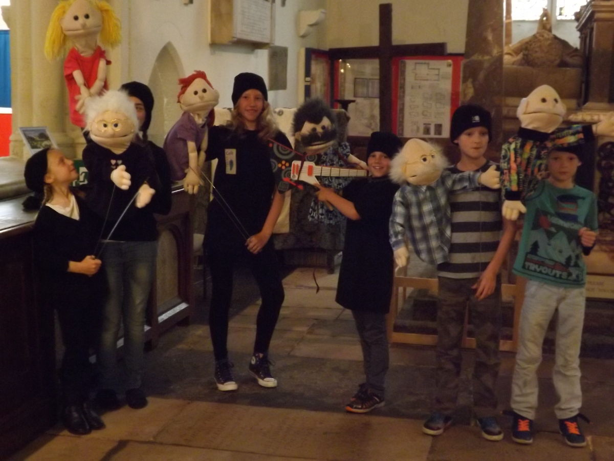St Peters Puppets